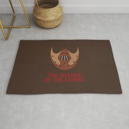 THE SILENCE OF THE LAMBS Rug