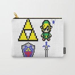 Legend of Zelda Pixel Carry-All Pouch