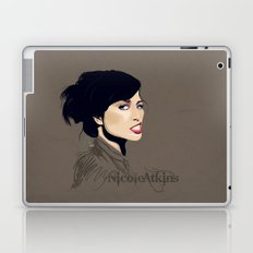 Gasoline Bride Laptop & iPad Skin