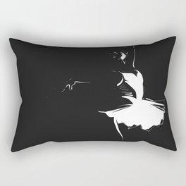 ballet10 Rectangular Pillow