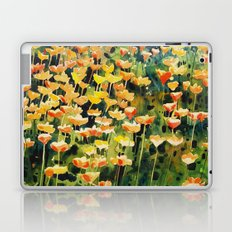 California Popies Laptop & iPad Skin