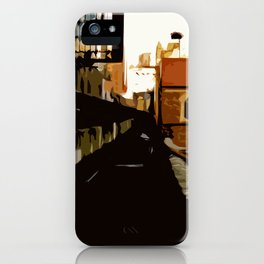 New York Rails  iPhone Case