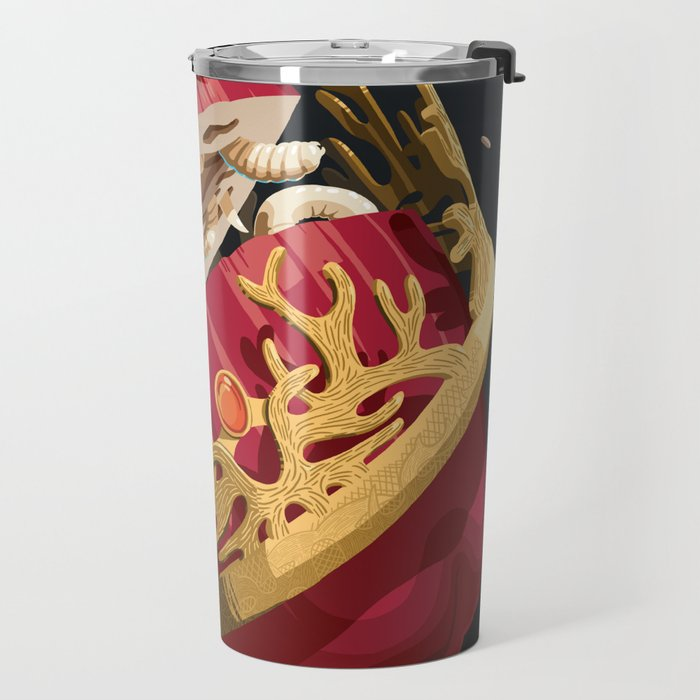 The Rotten King - WORDLESS Travel Mug