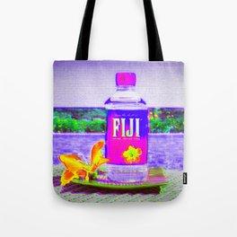 Fiji Water Tote Bag