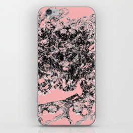 The Leap Version 1 Pink iPhone Skin