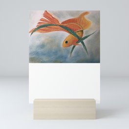 Little Fish Mini Art Print