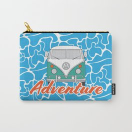 Bus Adventure II Carry-All Pouch