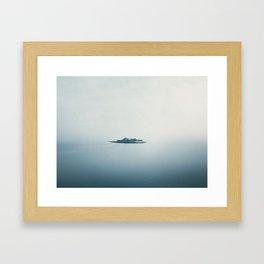 silence III Framed Art Print