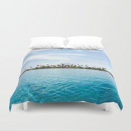 San Blas Islands, Panama Duvet Cover