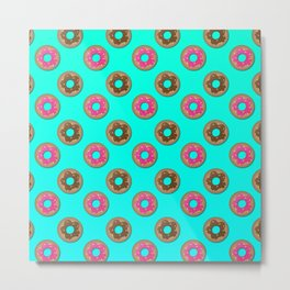 DONUTTY Metal Print