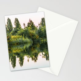 nature heals an aching soul Stationery Cards