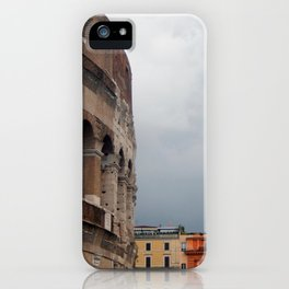 Stormy Rome iPhone Case