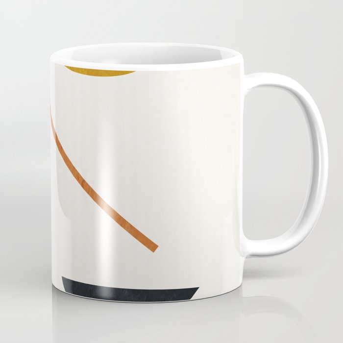 abstract minimal 6 Coffee Mug