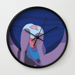 70's are Back Wall Clock