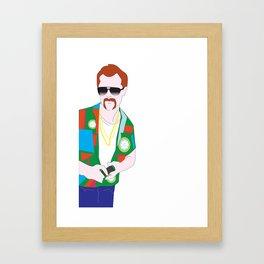 Ryan Framed Art Print