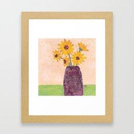 Who Can Resist Framed Art Print
