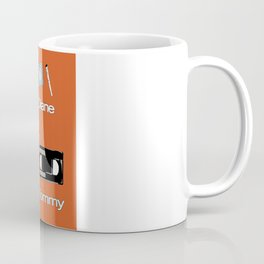 Trainspotting vector Coffee Mug