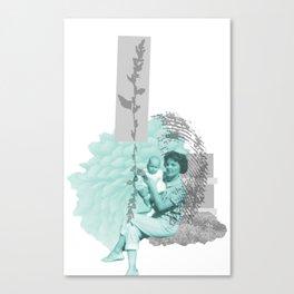 Fading Memory Canvas Print