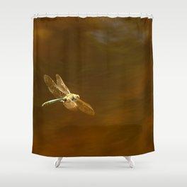 Dragonfly In Flight #decor #society6 Shower Curtain