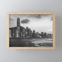 HONG KONG 37 Framed Mini Art Print