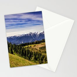 Hurricane Hill View Stationery Cards