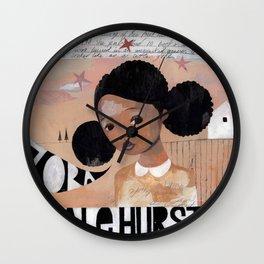 Zora Wall Clock