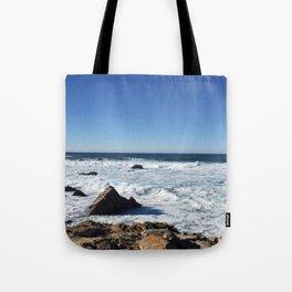 Tumultuous Ocean Tote Bag