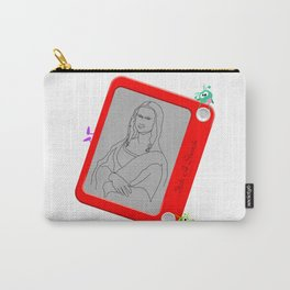 Itch A Sketch Carry-All Pouch