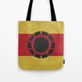 Iron Clade Colors Tote Bag
