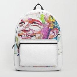Chris Pratt (Creative Illustration Art) Backpack