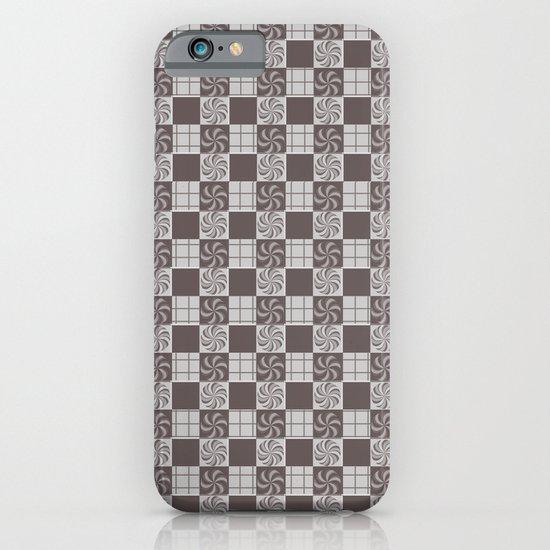 pattern (vintage swirl#1) iPhone & iPod Case