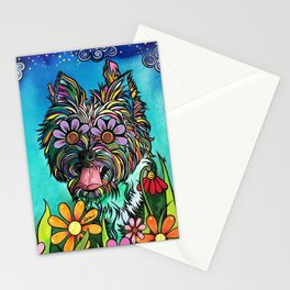 Chorkie Stationery Cards