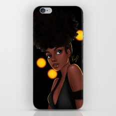 Electric iPhone Skin