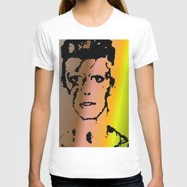 Bowie Ash Man T-shirt