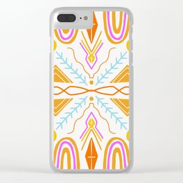 tallulah Clear iPhone Case