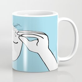 ASL Teach Coffee Mug