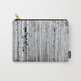 Aspen Tree Maze Carry-All Pouch