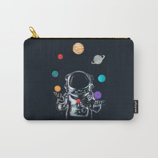 Space Circus Carry-All Pouch
