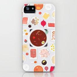 Hot Pot Dinner iPhone Case