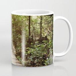 trail to Cape Flattery Coffee Mug