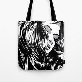 RZP Girl Tote Bag
