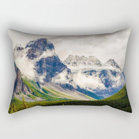 Valley of The Gods Rectangular Pillow