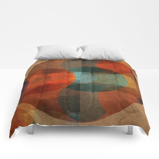 Textures/Abstract 80 Comforters
