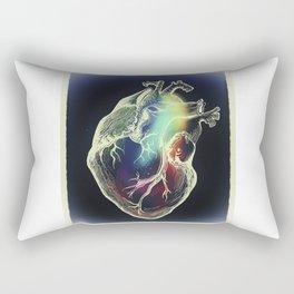 Cosmos Heart Rectangular Pillow