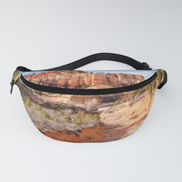 Castle in the sky at Water Canyon Fanny Pack