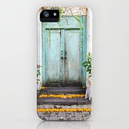 Doorways of the World - Bali iPhone Case