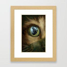 ALIEN (Jonesy) Framed Art Print