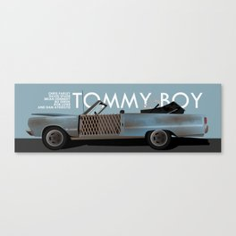 Tommy Boy Canvas Print