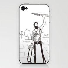 Hail to the Beard, baby iPhone & iPod Skin