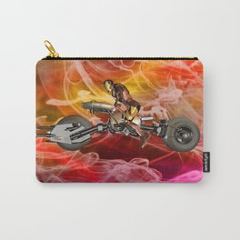 Machine Ghost Rider Carry-All Pouch